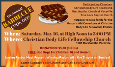 1st Annual Barbecue Cook Off! - May 16 2015 12:00 PM