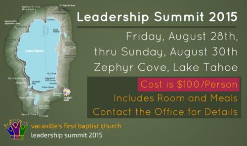 Leadership Summit 2015