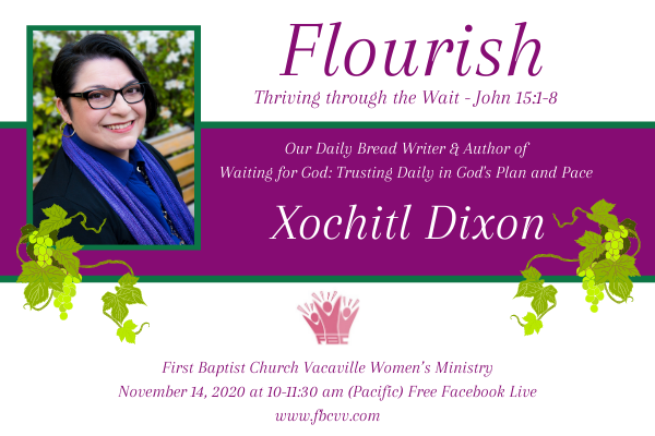Women's  Ministry ~ Flourish Event