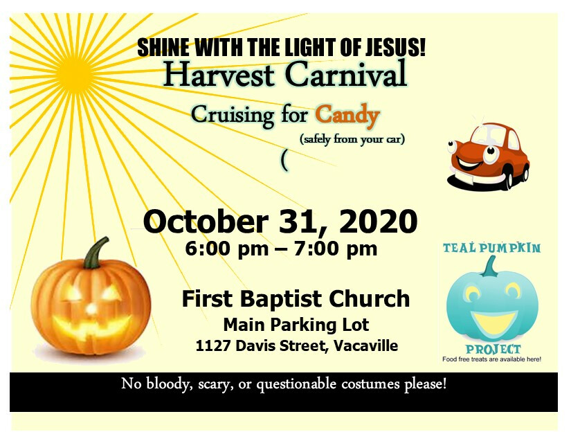 Harvest Carnival: Cruising for Candy